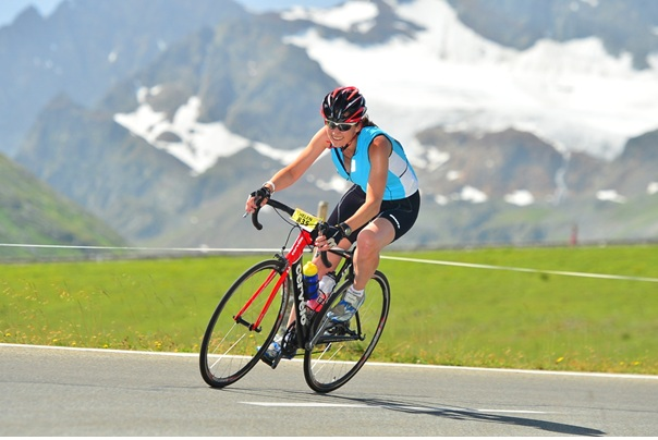 The Alpen Brevet: Covering 172km, with a total ascent of 5294m, over 4 Alpine passes, Grimsel, Nufenen, Gotthard, Susten